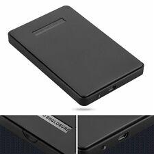 "2.5"" USB 2.0 2TB SATA HDD Hard Disk Drive External Enclosure Case Box for PC IDE"