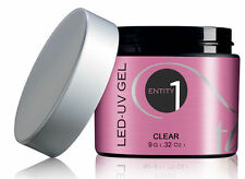 Entity One 1 Clear UV Sculpting Gel 9g - Professional Nail Products