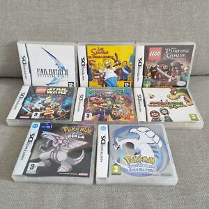 Pokémon Plata Perla Mario Consola Super Nintendo DS Lite Advance 64 Nes Pal Esp