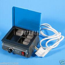 Dental Lab Equipment 3-Well Analog Wax Heater Melting Dipping Pot