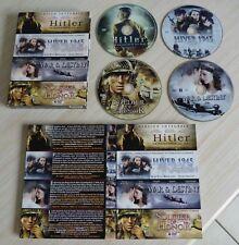 DIGIPACK 4 DVD 4 FILMS GUERRE HITLER HIVER 1945 WAR & DESTINY SOLDIER OF HONOR