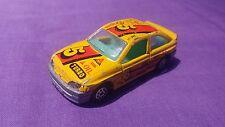 Voiture Miniature Majorette « Ford Escort » N°275 En Bon Etat