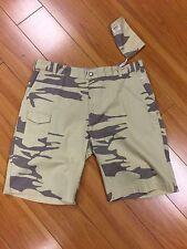 SLVDR Alton Shorts, Tan, Brand New