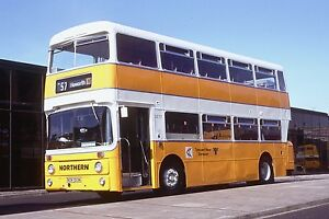 NORTHERN /TYNE AND WEAR TRANSPORT RCN103N 6x4 Quality Bus Photo