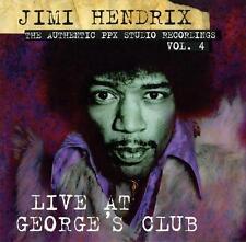 Jimi Hendrix – Live At George's Club  Vol.4 - CD (1996)