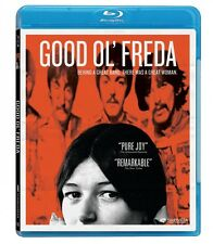Good Ol' Freda Blu-Ray Disc Magnolia Films Beatles Dvd New 000156350