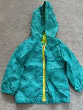 12-18 Month George Fleece Lined Rain Coat Only Worn A Few Times