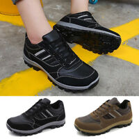 Mens Outdoor Athletic Hiking Sport Shoes Trainers Lightweight Sneakers Mountain