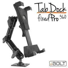 "iBOLT TabDock FixedPro 360 -Heavy Duty Metal 8"" Multi-Angle Drill Base Mount"
