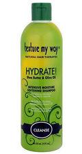 Texture My Way Hydrate Intensive Moisture Softening Shampoo 355 Ml