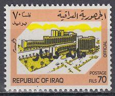 Irak Iraq 1996 ** Mi.1551 Freimarken Definitives ovpt. new denomination
