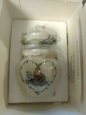 Disney Lenox Winnie The Pooh Collection Figurine Pooh'S Sweet Song Of Friendship