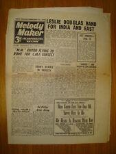 MELODY MAKER 1946 FEB 23 LESLIE DOUGLAS GLENN MILLER