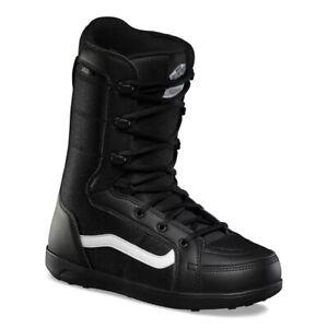VANS - Hi Standard Linerless | 2021 - Mens Snowboard Boots | Black / White