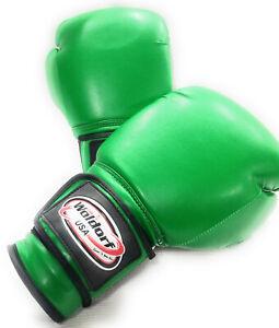 Boxing Bag Gloves In Vinyl Muay Thai Training Fighting Kickboxing For Men, Women