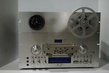 """Pioneer Rt-909 Reel to Reel Stereo 1/4"""" Tape Recorder + Metal Reels"""