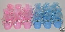 12 pc lot BABY SHOWER FAVORS GIFTS PARTY FAVORS SHOES BOTTIES Recuerdos Baby