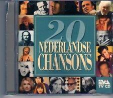 (CY62) 20 Nederlandse Chansons - 1994 CD