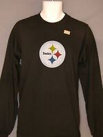 NEW Pittsburgh Steelers NFL Football Long Sleeve T-Shirt Top Shirt Men's S M L