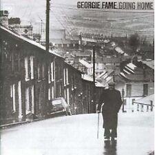GEORGIE FAME Going Home RARE JAPAN PRESSING CD 2001