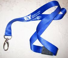 Ernst & Young EY Porte-clés Lanyard Neuf (a29)