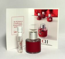 CH CAROLINA HERRERA EAU DE TOILETTE 8 ML. 0.27 FL.OZ. + 1 VIAL MINI PERFUME