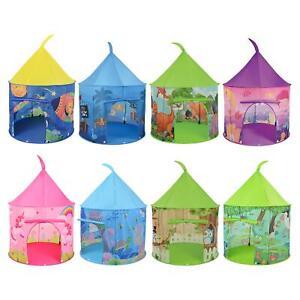 SOKA Play Tent Pop Up Indoor or Outdoor Garden Playhouse Tent for Kids Childrens