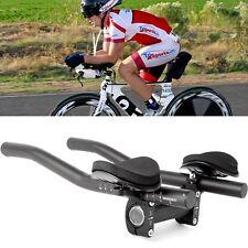 Carbon Road Bike Bicycle TT Time Trial/Triathlon Aero Bar rest Handlebar Aerobar