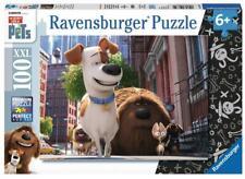 Ravensburger 10874 Puzzle Animaux 100 Pièces / The Secret Life des Pets Puzzle