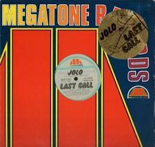 """Jolo - Last Call (2 trk 12"""" / Megatone 1984)"""