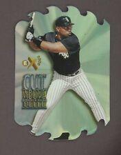 1997 Skybox E-X2000 Cut Above Die-Cut Albert Belle Chicago White Sox