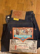 Vintage Levi's Saddle man Boot Jeans