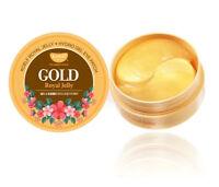 KOELF Gold & Royal Jelly Eye Patch (60pcs) - Korea Cosmetic