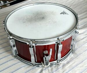 """Ludwig snare LC 403 - Classic Mahogany Stain - 14"""" x 6,5 """""""