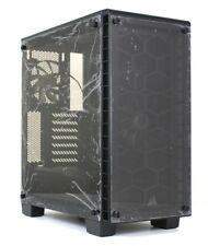 Corsair Crystal Series 460X Red CC-9011099-WW Tempered Glass ATX Mid Tower Case