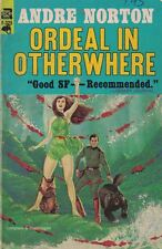Ordeal in Otherwhere by Andre Norton 1964 Ace 1st Printing Paperback