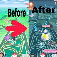 Pokestop At Your Home- New Gym-Arena at Your Home.Pokemon Go-Ingress Nomination
