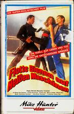"""VHS - """" Flotte BIENEN auf heißen Maschinen ( Brillantina Rock ) """" (1979)"""