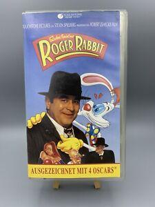 Falsches Spiel mit Roger Rabbit VHS