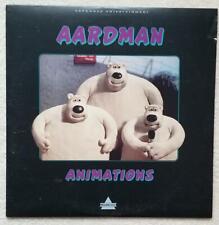 Aardman Animations Laserdisc - Lumivision #9256