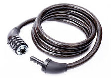 Radial Cycles Tendril Combination Cable Bike Lock BNWT Combo Coiled bicycle