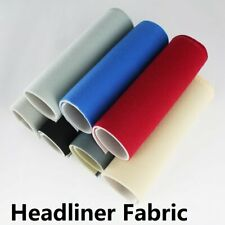 Sponge Headliner Replacement Foam Backing Fabric Interiors Roof Liner Trim DIY