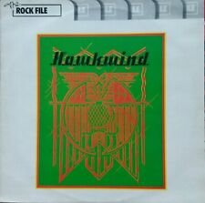 HAWKWIND First Album 1970 LP RE-ISSUED UA ROCK FILE