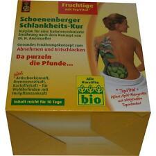 SCHOENENBERGER SCHLANKHEITSKUR Fruchtige Schlankheitskur  1 P