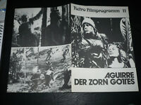 EATING RAOUL, orig German Retro Film program [Paul Bartel, Mary Woronov]