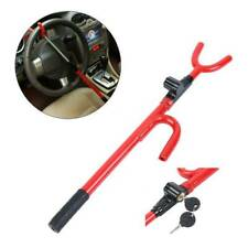 Ridgeyard Steering Wheel Lock W/ 2 Keys Anti Theft Security System For Car Truck