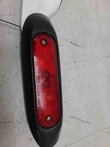 1999-2001 Isuzu Vehicross Right Rear Side Marker Lamp Lens W/ Textured Trim