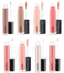 MAC Cosmetics Lip Glass Lip Gloss  NEW IN BOX 3.1 ML / 0.10 US fl oz