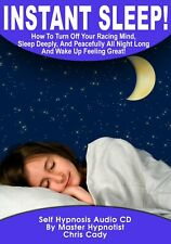 Sleep Deeply and Almost Instantly end Insomnia With Hypnosis Cd and mp3