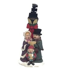 Bathroom Accessories Christmas Carolers Soap or Lotion Pump Dispenser